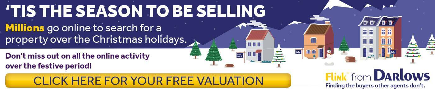 Selling my property at Christmas
